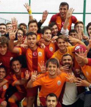 U21'in de �ampiyonu Galatasaray
