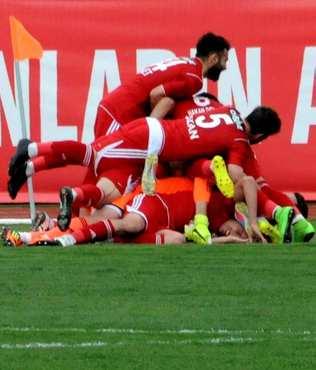 Sivas D�rt Eyl�l 2. Lig'de