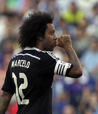 Marcelo, Brezilya kadrosuna al�nmad�