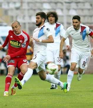 Trabzonspor f�rsat� tepti