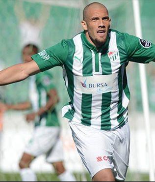 S�per Lig'de gol kral� Fernandao