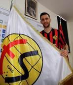 Eskişehirspor'a Makedon orta saha