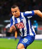 Sol kanada Hertha'lı Ben Hatira iddiası