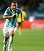 Tevez'i Boca'yı seçiyor