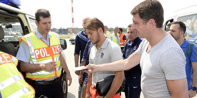 Trabzonspor Hollanda'da