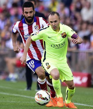 Iniesta'dan Arda Turan yorumu
