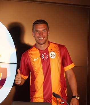 ��te Podolski'ye �denecek para ve bonservis �creti