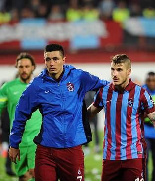 Trabzonspor'dan Cardozo a��klamas�