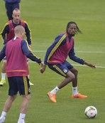 F.Bah�e'de yeni transferler sahada