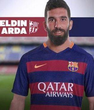 Arda Barcelona'da