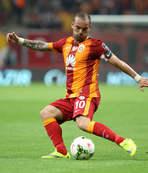 Sneijder'de fla� geli�me!