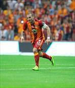 Sneijder imzaya dogru