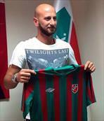 Golcü Dimitris Karşıyaka'da