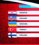World Cup qualifying draw held