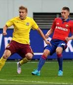 CSKA ile Sparta Prag yenişemedi