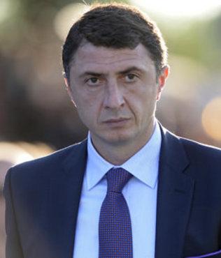 �ota Arveladze de istifa etti!
