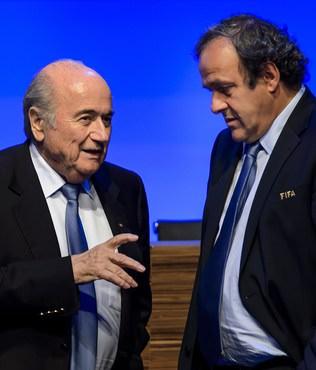 Platini FIFA ba�kanl���na aday oldu