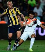 Bruno Alves'ten �ikayet�i