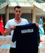 Hakan Arslan Paşa'da
