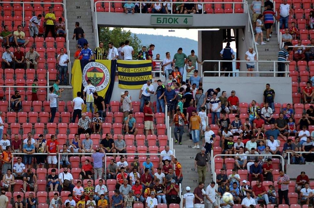 Trabzonspor ma��nda F.Bah�e bayra��