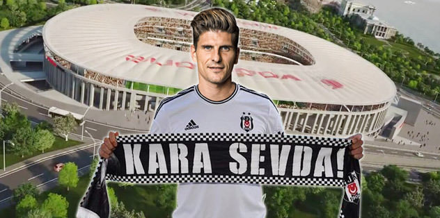 Mario Gomez geliyor
