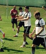 Gomez ilk antrenmanına çıktı