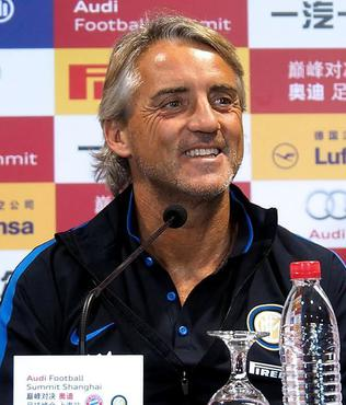 Mancini'ye 'Melo' sorusu