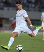Ronaldo'dan ilgin� hediye!