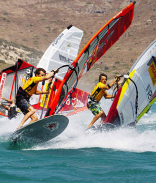 Windsurf D�nya Kupas� heyecan� ba�l�yor