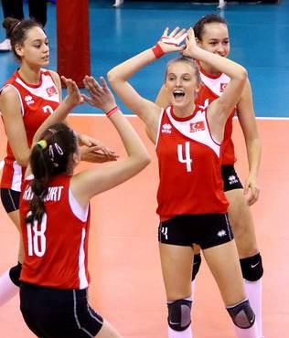 Milliler'in finaldeki rakibi S�rbistan