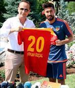 Furkan Özçal Kayserispor'da