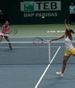 ITF tenis turnuvas� birincisi Ayla