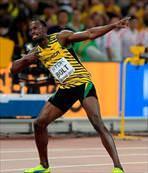Bolt yine uçtu