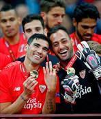 Kartal'ın 1 numarası Portekizli Beto