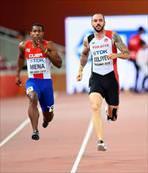 Ramil Guliyev Bolt'a karşı