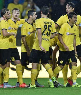 Borussia Dortmund gruplarda