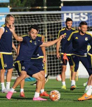 Antalyaspor haz�rl�klar� ba�lad�