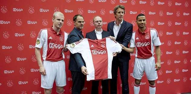 Ajax'ta F.Bah�e endi�esi