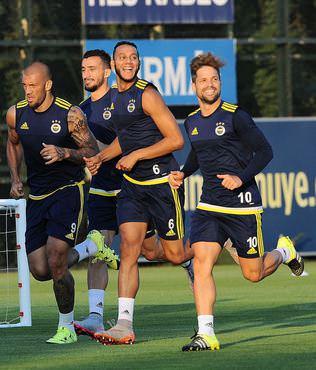 Antalyaspor haz�rl�klar� tamam
