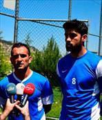 Ahmet Aras Elazığ'a
