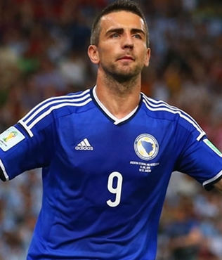 Vedat Ibisevic'in yeni adresi