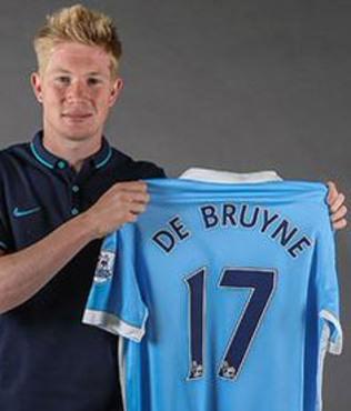 Man City'den rekor transfer