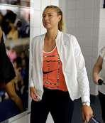Sharapova'dan hayranlar�n� �zecek haber