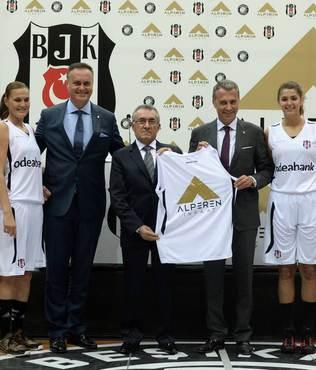 Be�ikta�'a yeni sponsor