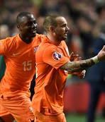 Sneijder: Hayati bir hafta
