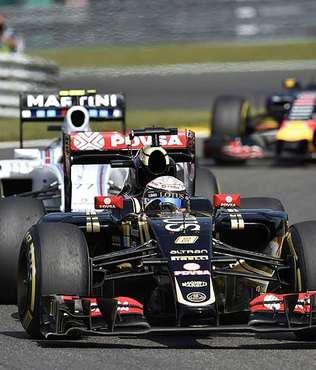 F1'de s�ra �talya Grand Prix'sinde