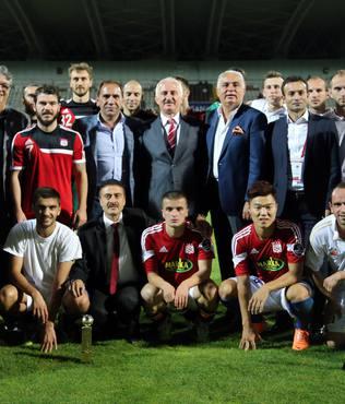 Cumhuriyet Kupas� 'Yi�idolar'�n