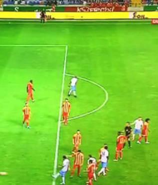 Trabzonspor'dan y�l�n fair-play hareketi!