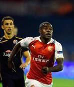 Arsenal'in golcüsü geliyor