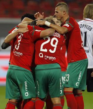 Lokomotiv Moskova kazand�